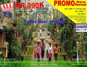 Bali 3H2Ma