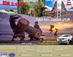 Bali Lombok 4H3M
