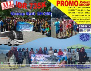 Group Bali 3H2M