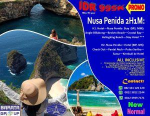 Nusa Penida 2H